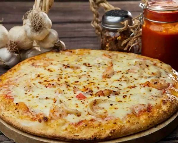 Pizza tres diablos