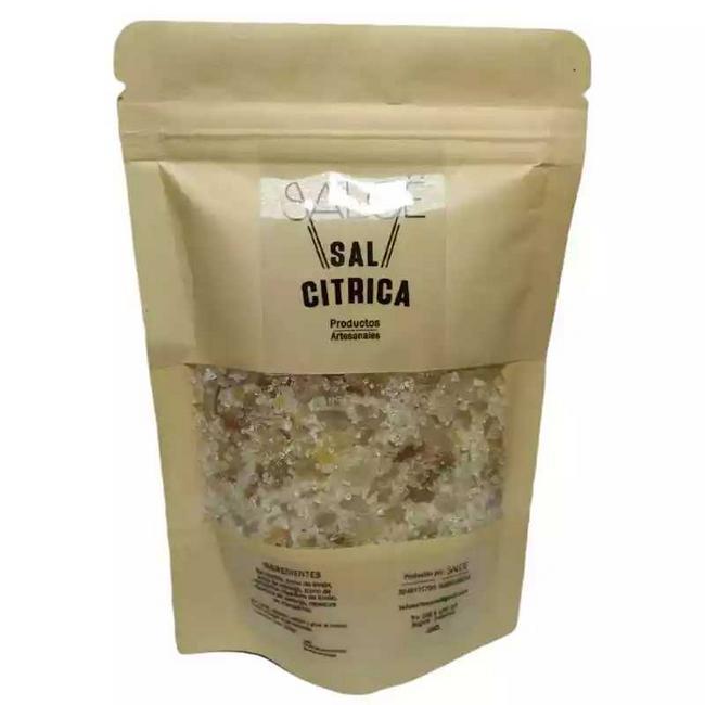 Sal cítrica bolsa de 150 gramos