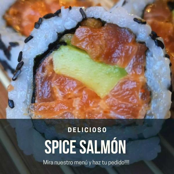 Spice salmón