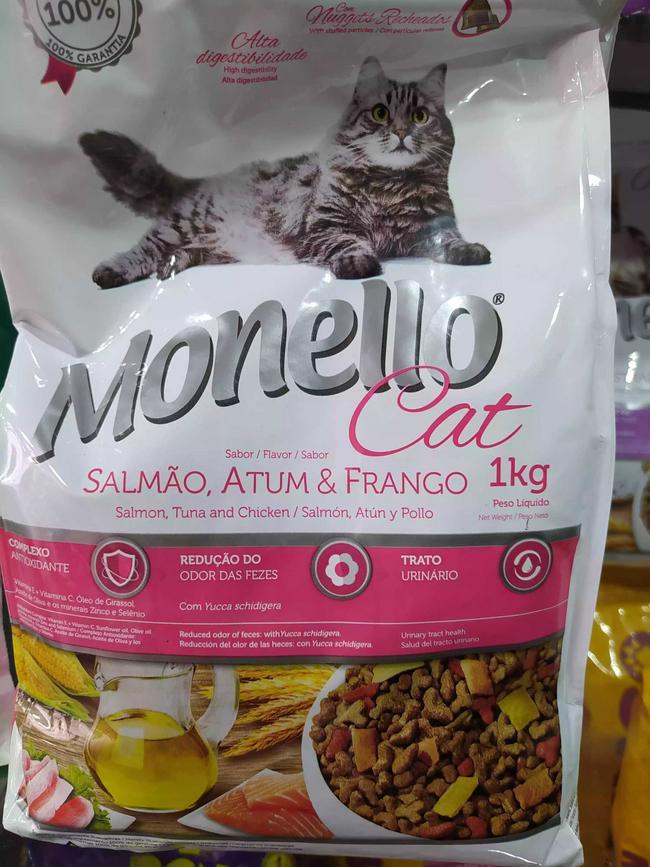 Comida para gato Monello