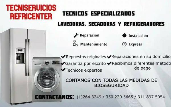Servicio técnico especializado en electrodomésticos
