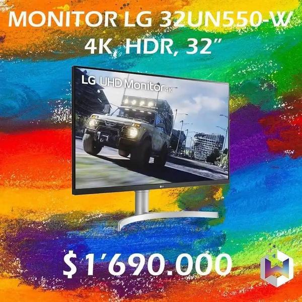 Monitor LG 32''