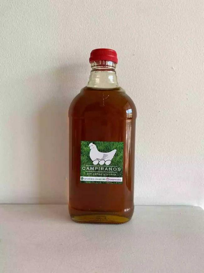 Miel pura de abejas Campiranos