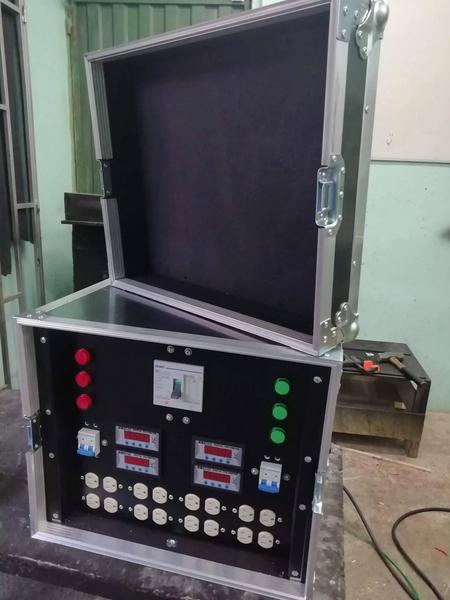 Distribuidor eléctrico de 100 amp