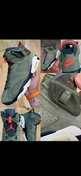 Zapatos Nike Jordán replicas