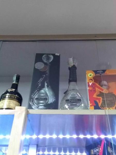 Tequila Don armando de 750 ml