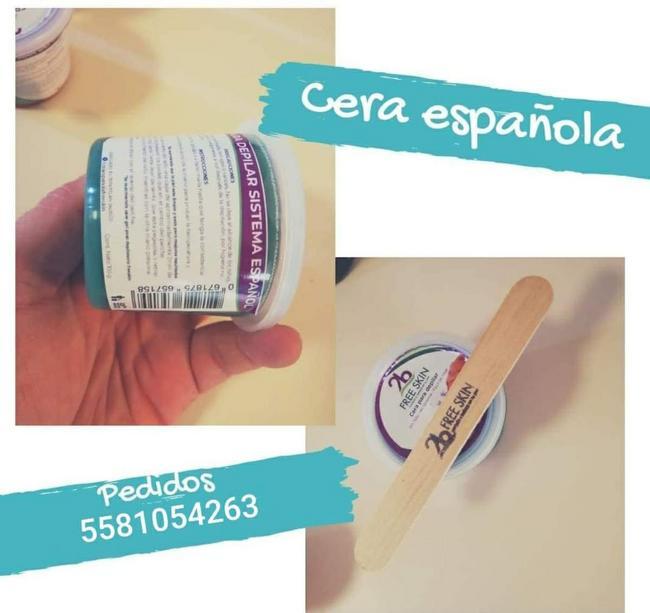 ¡Luce más bella! Paquetes de cera española por sólo $200 MXN