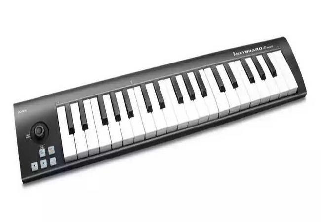Controlador MIDI Icon Ikeyboard 4 mini