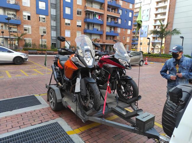 Servicio de grúa para motos y asistencia vehicular