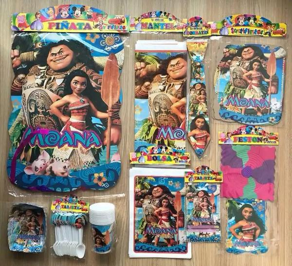 Set decoración fiesta infantil