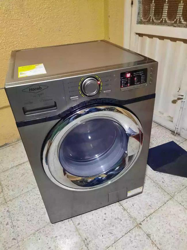 Linda lavadora secadora