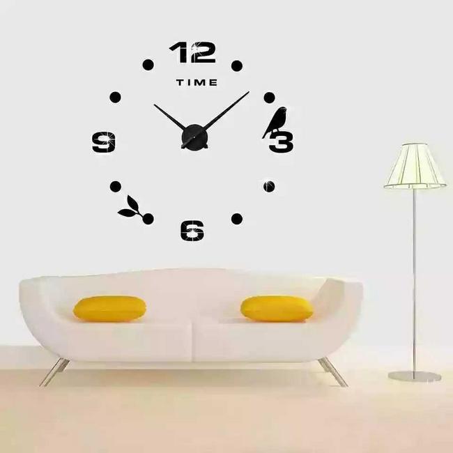 Reloj grande para pared