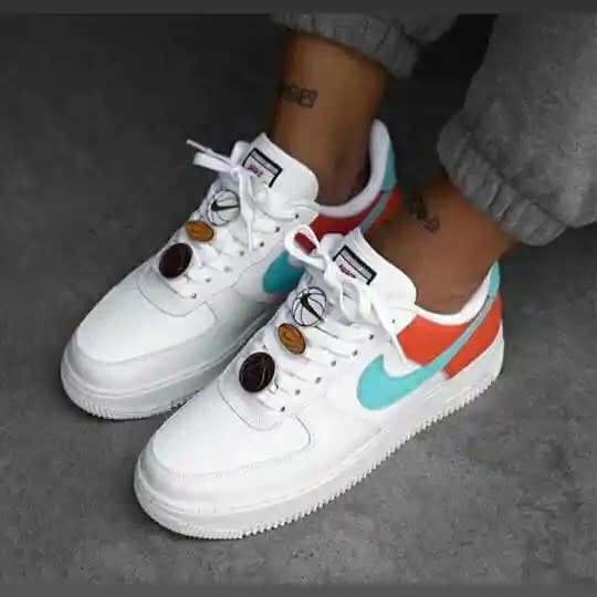 Zapatillas a la moda