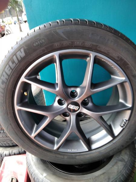 Rin 18 Michelin para camioneta