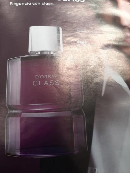 Perfume Dorsay morada