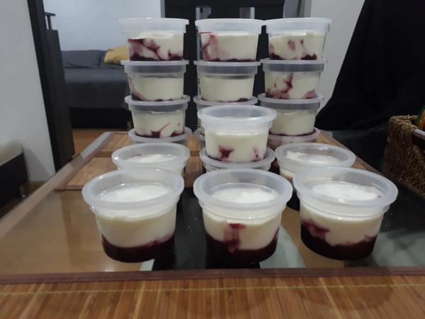 Yogurt griego 160 gramos