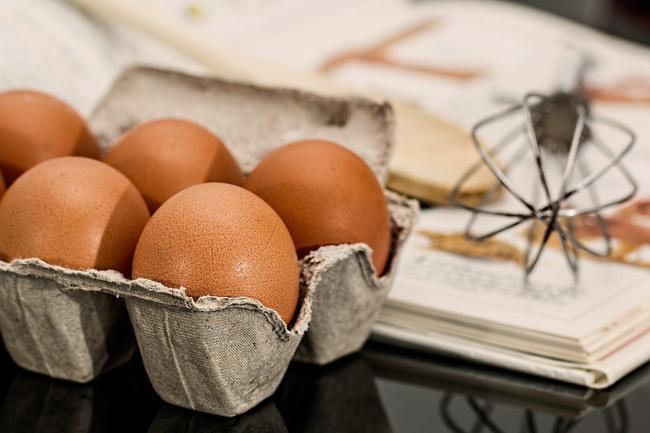 Kilo de huevo a $29 MXN