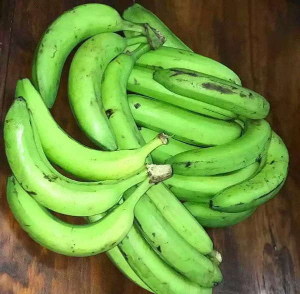 Guineo verde