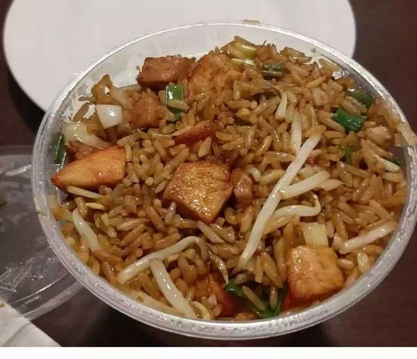 Combo arroz chino súper especial