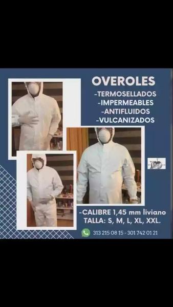 Overol impermeable