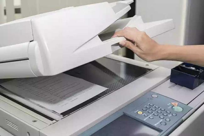 Servicio de copias