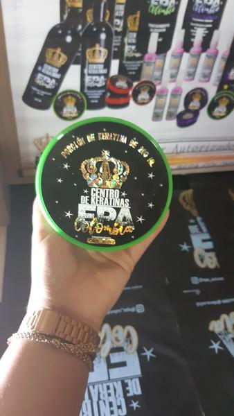 Porción de queratina epa Colombia