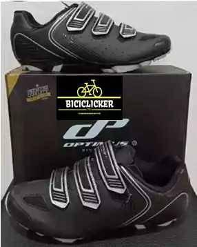 Zapatillas para bicicleta Optimus Gold ciclismo