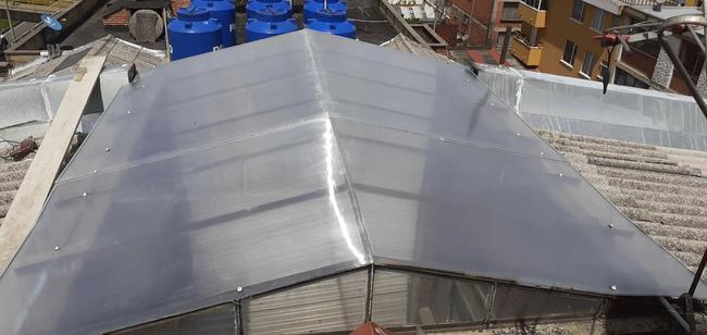Instalación de domos o marquesinas para su terrazas