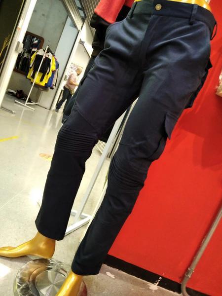 Pantalón camuflado para hombre