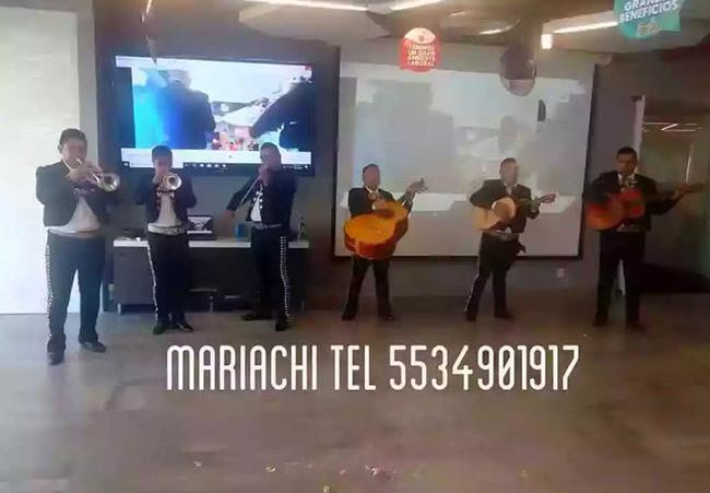 Serenata con mariachi, 8 canciones a sólo $1,500 MXN