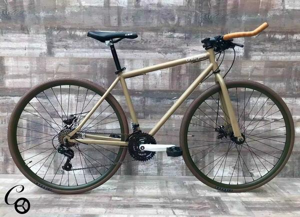 Bicicleta CRITERYUM Hibrida