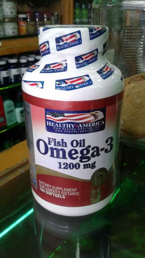 Fish oil omega 3 1200gr