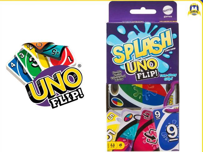 Juego UNO Flip Splash