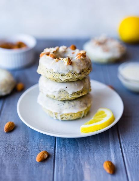 Panque de limón