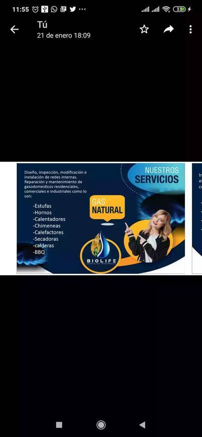 Servicios Gas Natural