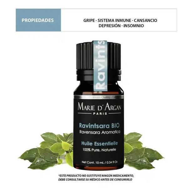 Aceite esencial Ravintsara $374 MXN.