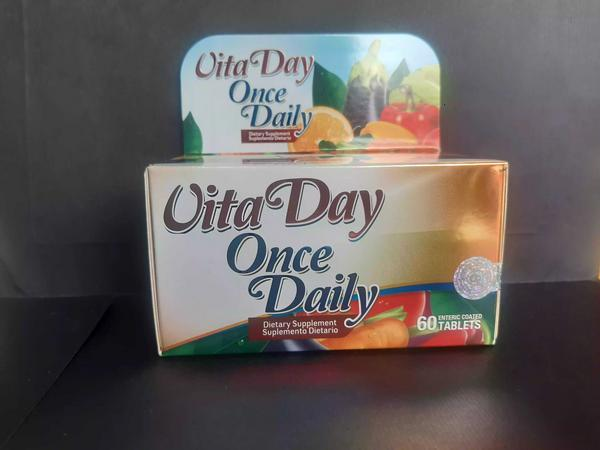 Multivitamínico Vita Day-Once Day