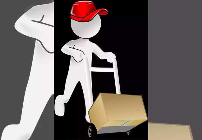3 servicios de paquetería con peso de hasta 7 kg