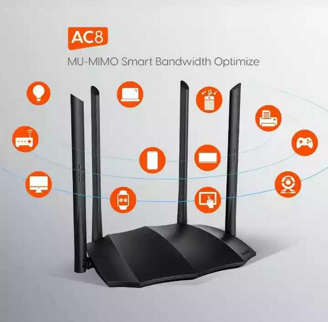 Router Ac8