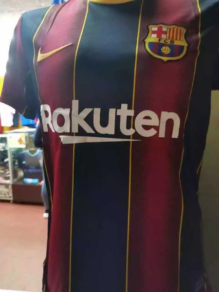 Camiseta deportiva de Barcelona