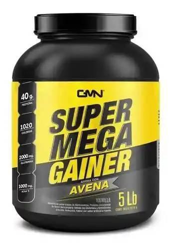 Super Mega Gainer 5 libras
