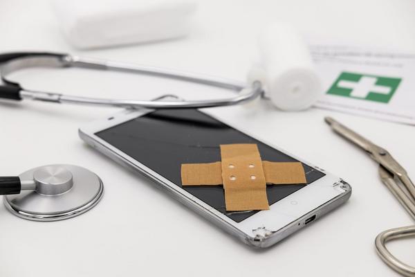 Diagnóstico de celular