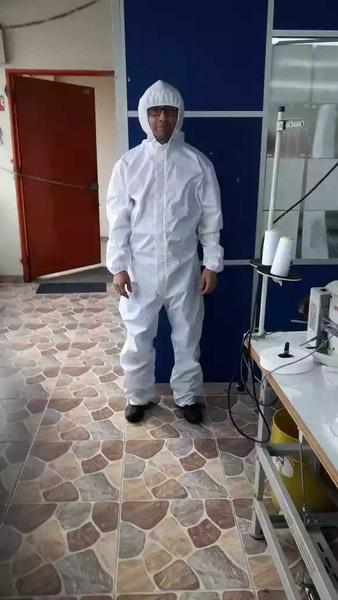 Overoles antifluido