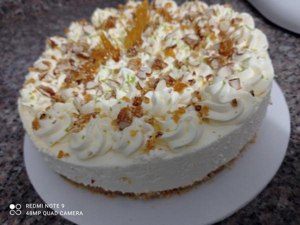 Cheesecake 8 porciones con envío gratis