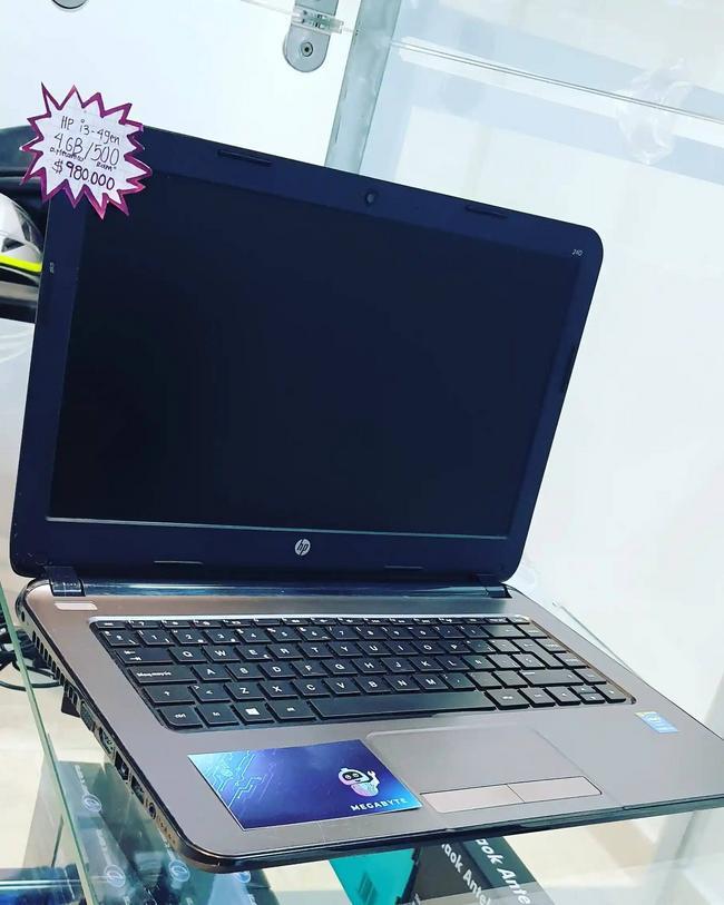 Computador portátil usado procesador i3