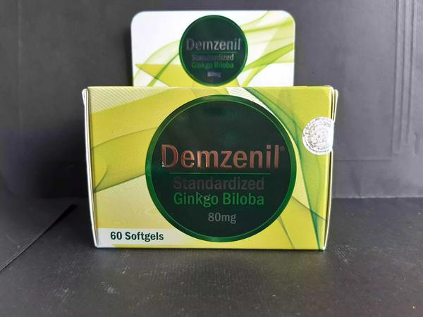 Demzenil - Ginkgo Biloba