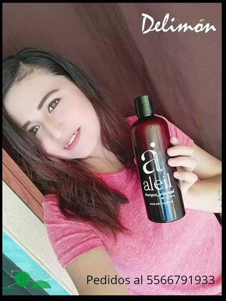 Shampoo Artesanal Aleil por sólo $270 MXN