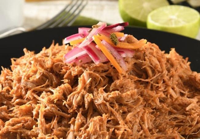 Kilo de cochinita pibil