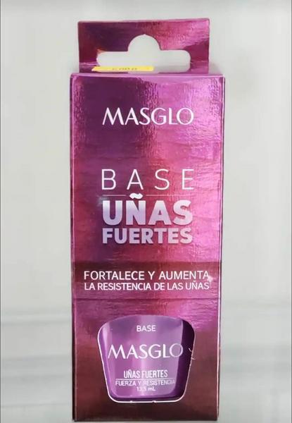 Base de uñas Masglo