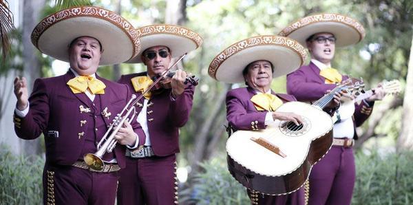 Servicio de mariachi desde $2,500 MXN